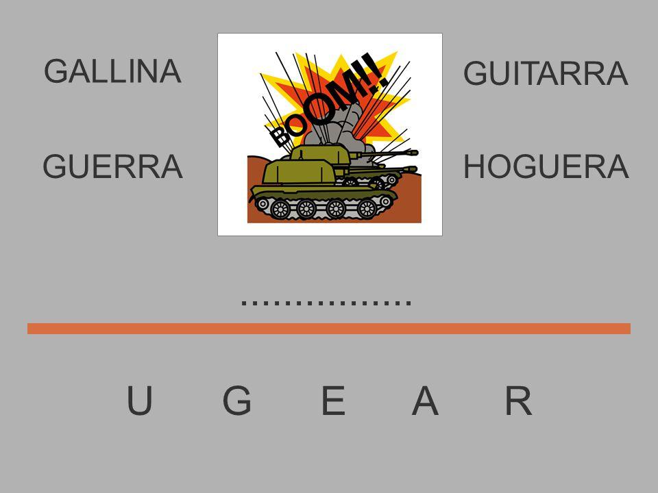GUITARRA GUERRAHOGUERA GUITARRA GALLINA