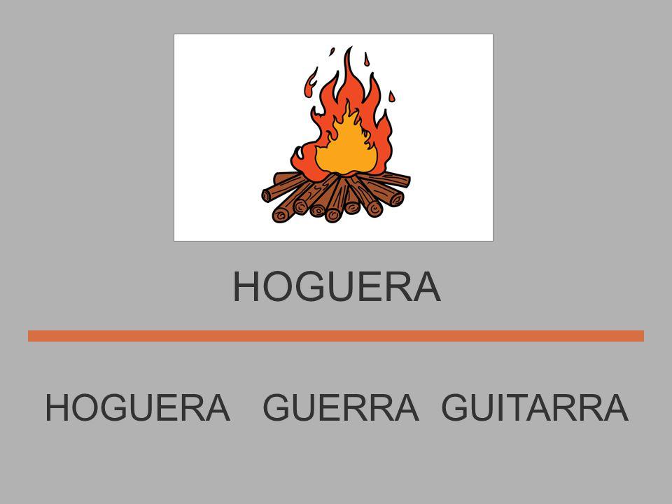 GUSANO HOGUERA GALLINA GUSANO