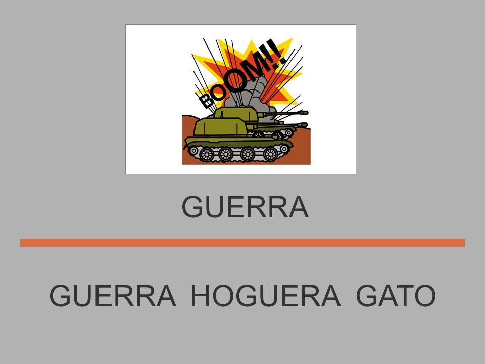 GUITARRA GUSANO HOGUERA GUITARRA