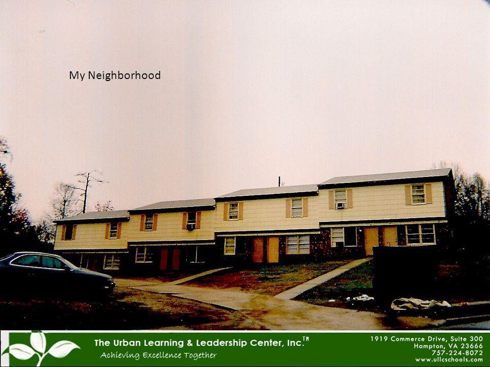 61 My Neighborhood