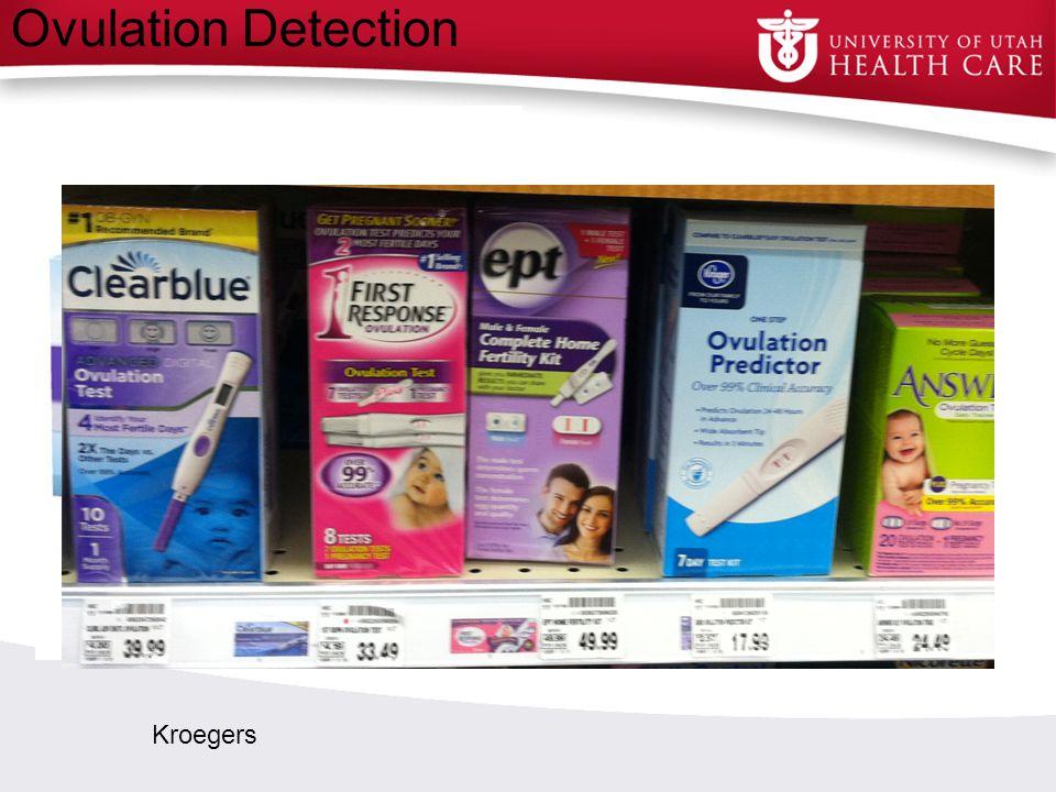Ovulation Detection Kroegers