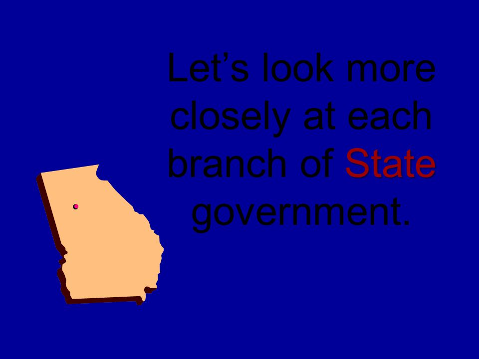 National Government: The Judicial Branch When people are unsure about the meaning of a law, the judicial branch listens to many opinions and makes a d