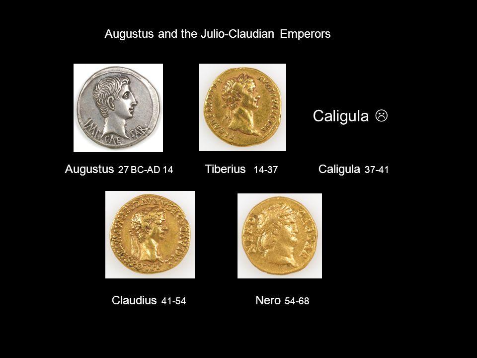 Augustus Good planning -- Bad luck! Term: exergue Not UVA