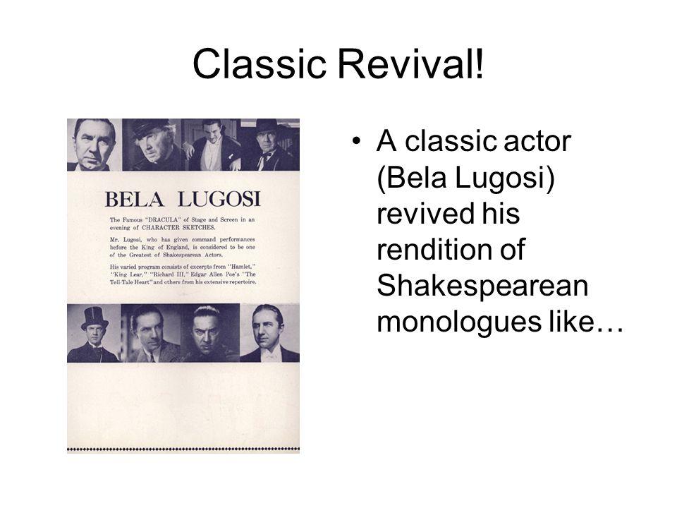 Classic Revival.