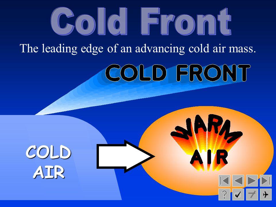 Regional Gliding School Transition zone between different air masses.Transition zone between different air masses.
