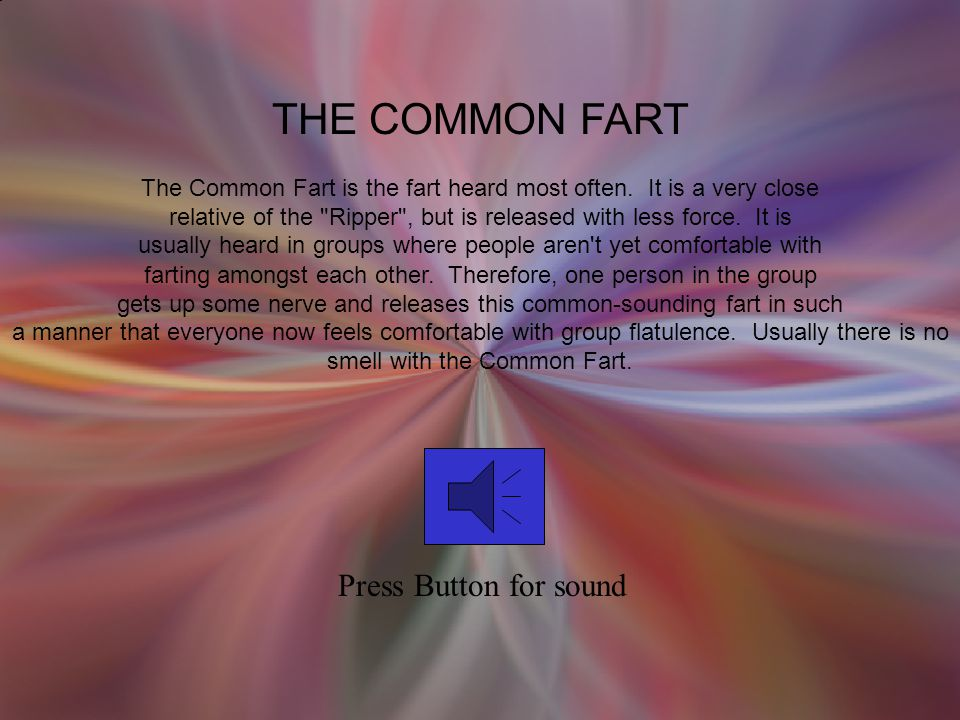 The Fart File