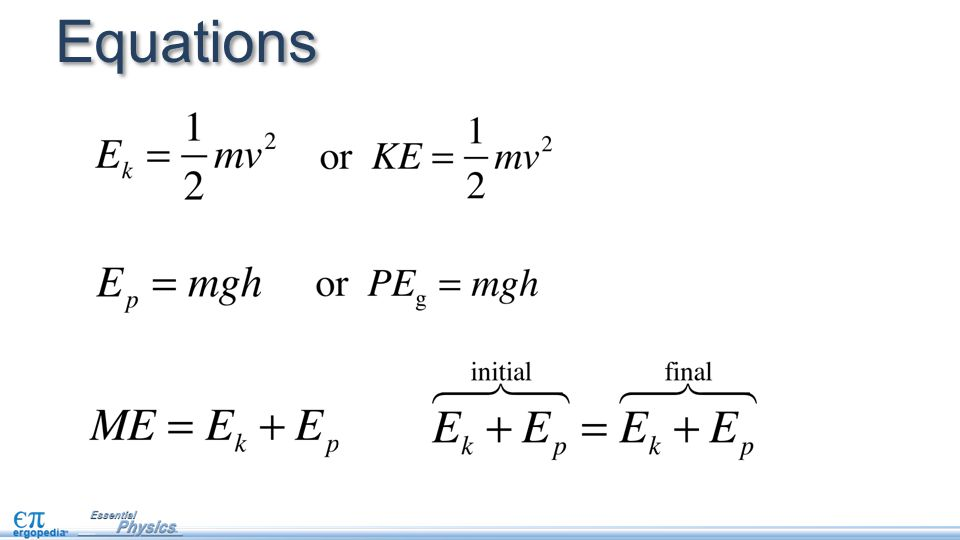 What is the final kinetic energy.1 1 2 2 588,000 0 588,000 313,600 .