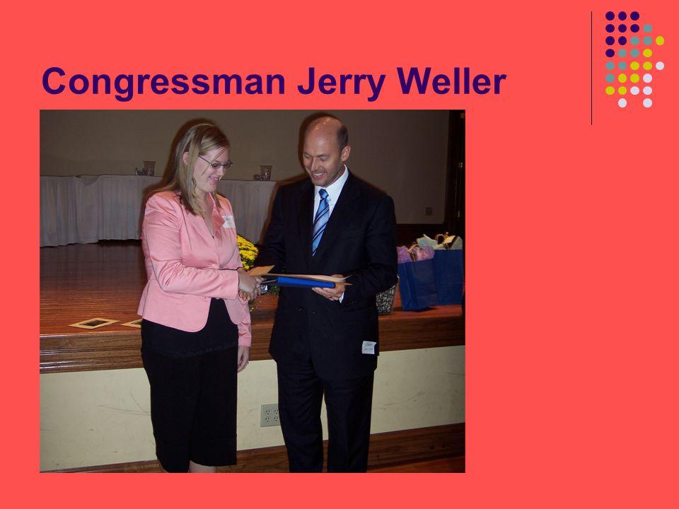 Congressman Jerry Weller