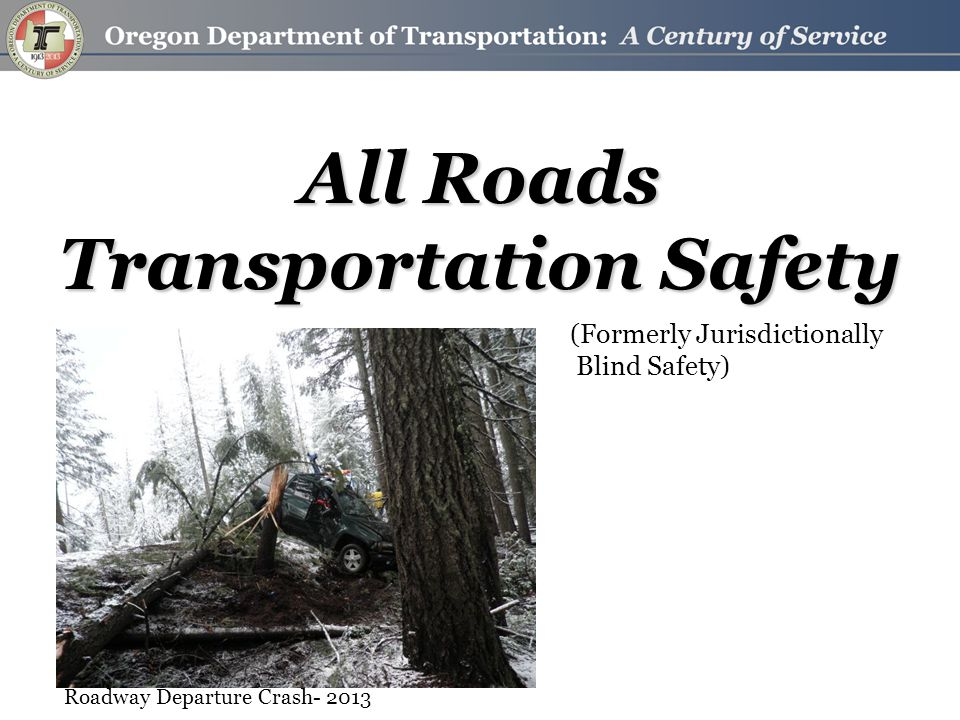 What should be the focus of Oregon's Safety Program.