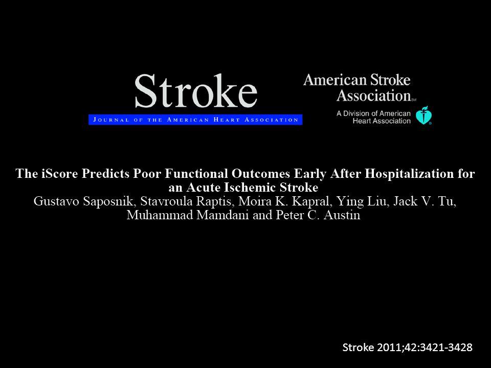 Stroke 2011;42:3421-3428