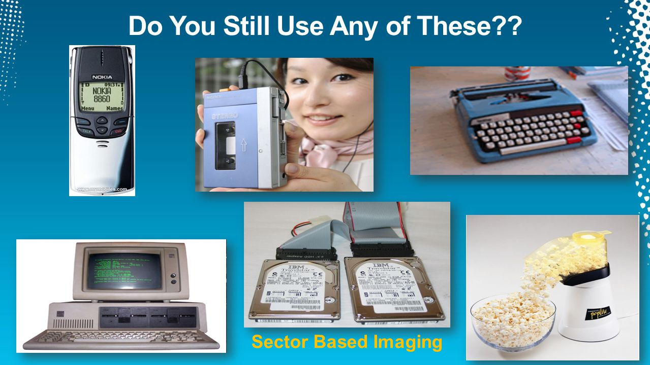 9 Sector Based Imaging