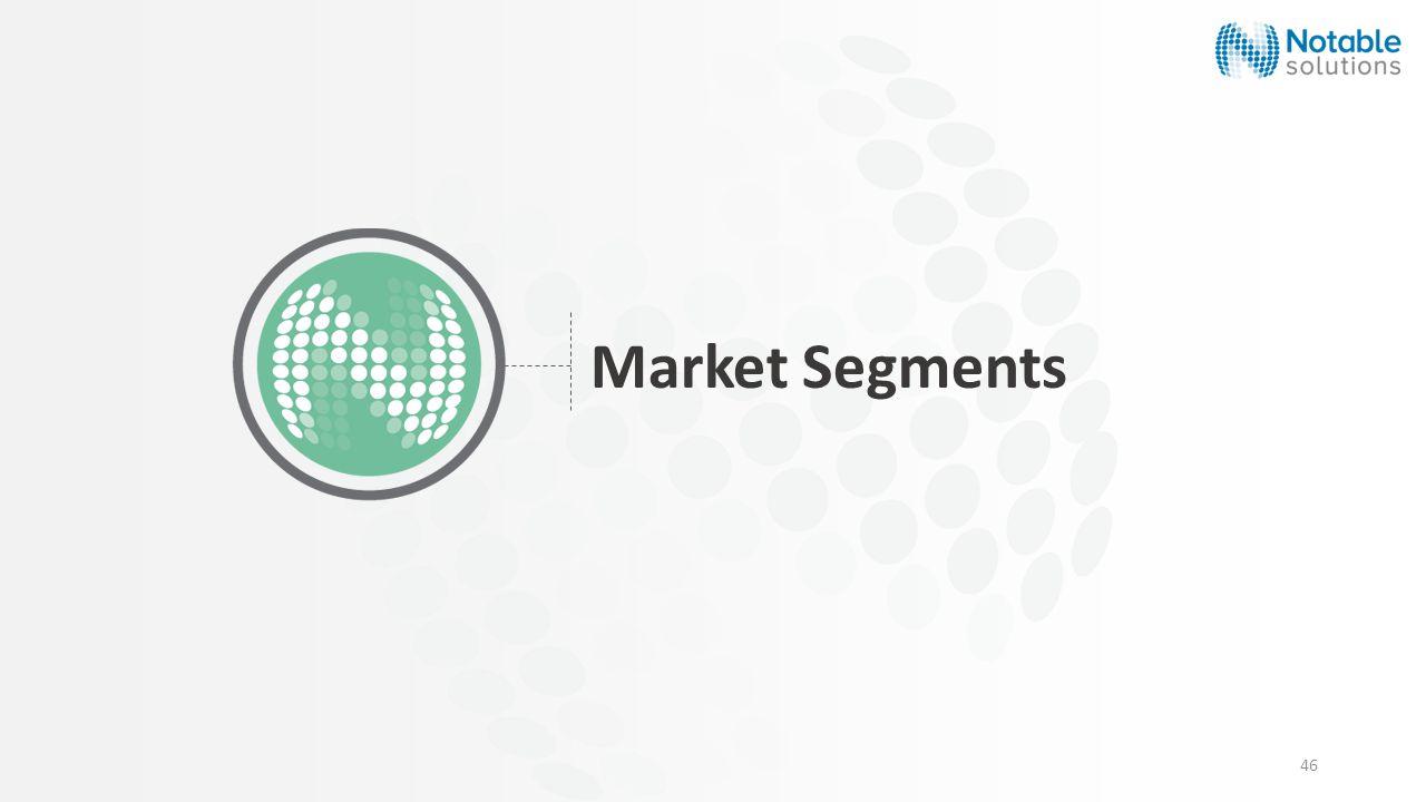 46 Market Segments
