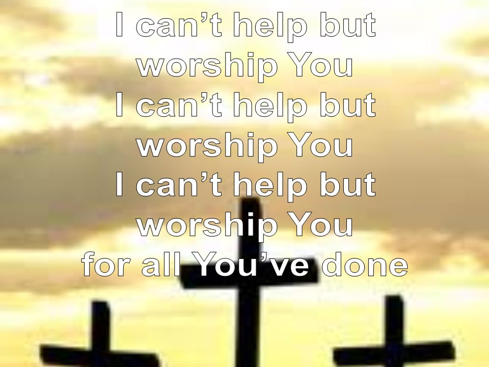 Tell me I'm forgiven and loved 'Cause I hear it from the street corner priests On how God is love and how man can be clean But my joy has been on holiday And my peace has almost passed away Tell me I'm forgiven and free