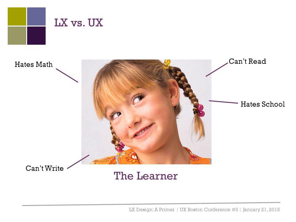 LX vs.