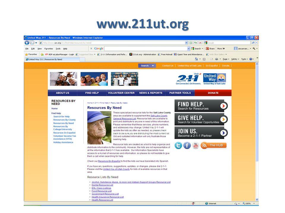 www.211ut.org