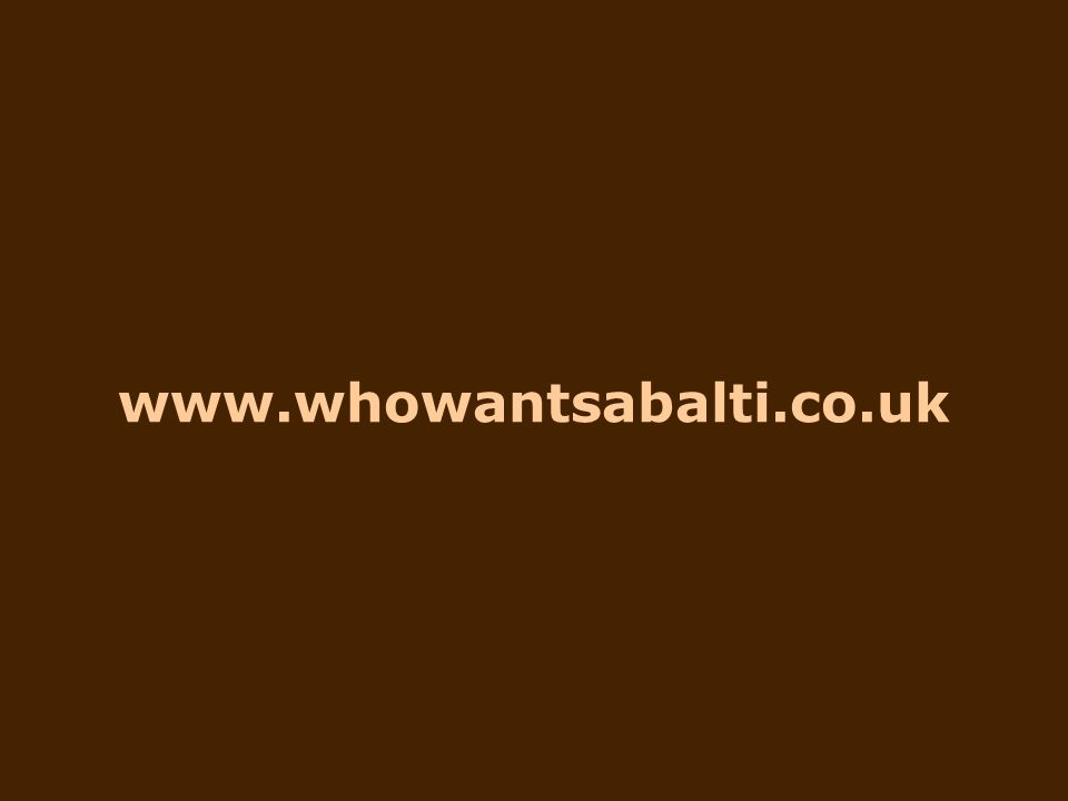 www.whowantsabalti.co.uk
