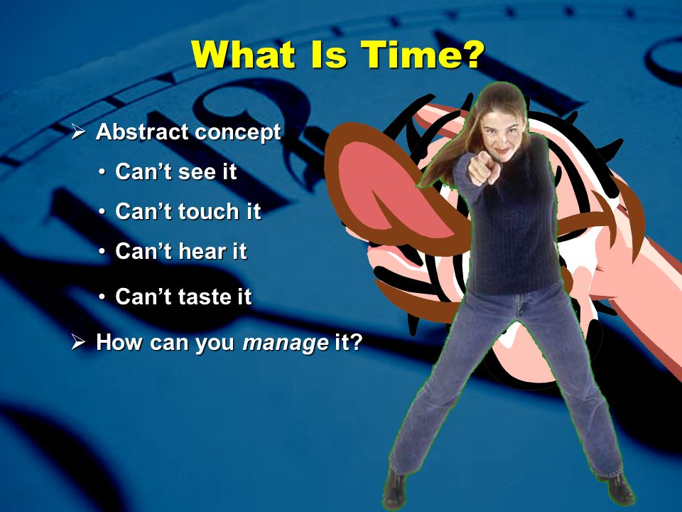  Mike's bad day  Sound familiar?  Time-management skills can help! Why Learn Time- Management Skills?