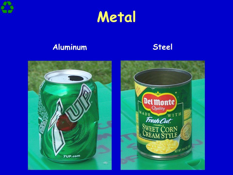 Metal Aluminum Steel