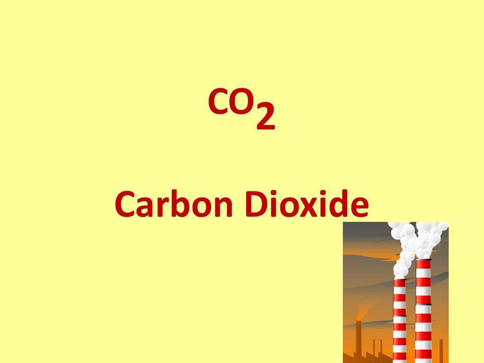 CO 2 Carbon Dioxide