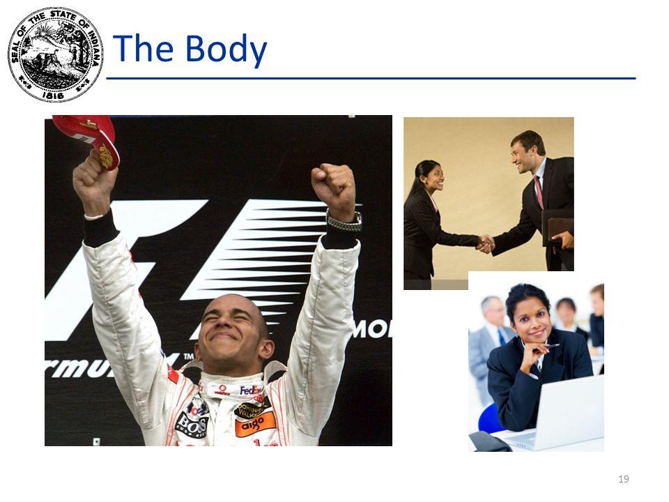 The Body 19