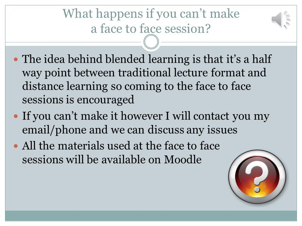 Overview of Blended Learning Route Every half term = 6 x 1.5 hour e-lectures which you can listen to and watch online and/or listen to separately as often as you like 6 x pieces of homework sent and marked online Unlimited email support from subject tutor Unlimited access to online forum 1 x 3 hour face to face session drawing together all 6 lessons Revision day/case study sessions