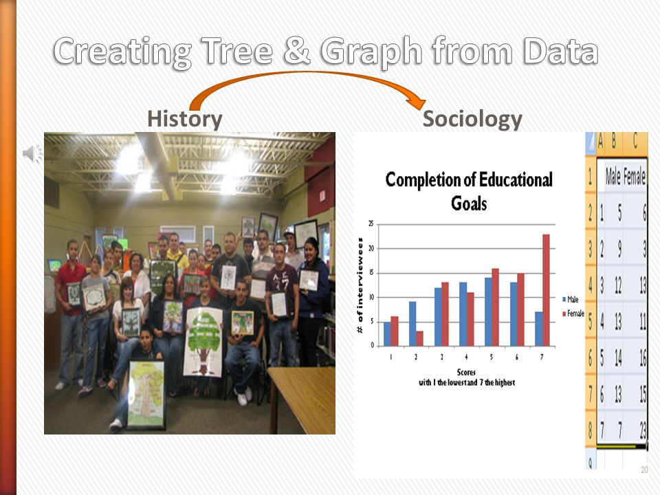 Project #2 Sociology Read History 1301 text chapter  Interview family members  5 questions  Create family tree Draw migration map Research family name history Find family name crest Read Sociology 1301 text chapter Interview 3 strangers 20 questions Notecards Conduct surveys Compile & analyze statistics Create graphs Project #1 HISTORY