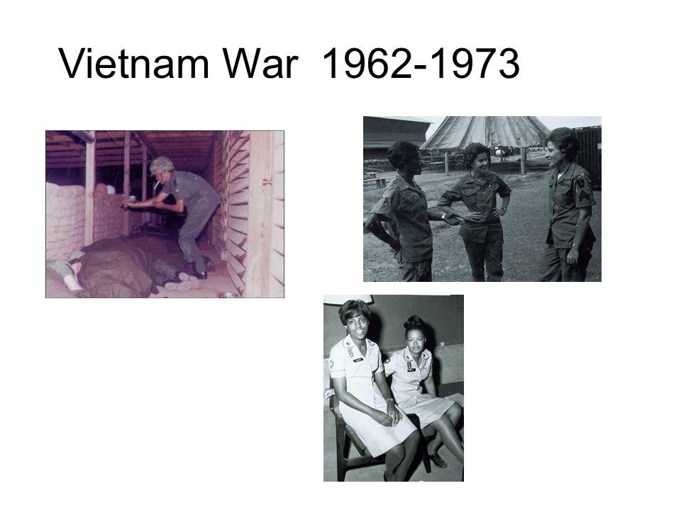 Vietnam War 1962-1973