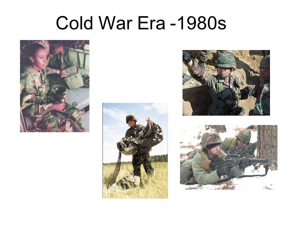 Cold War Era -1980s