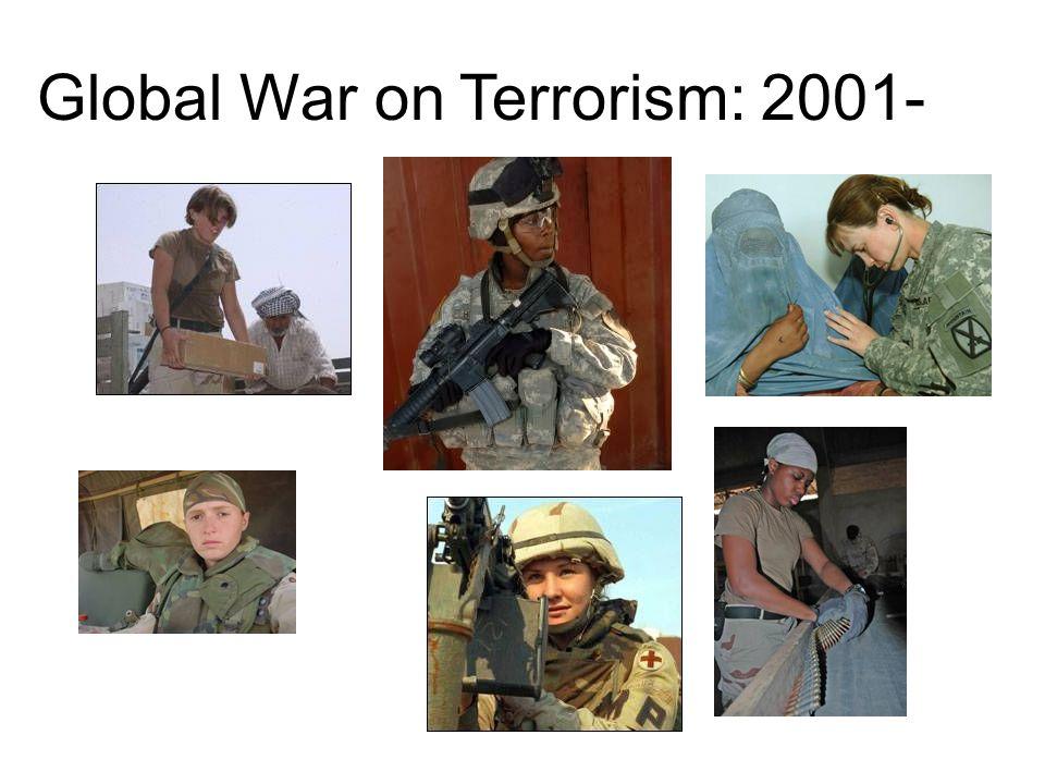 Global War on Terrorism: 2001-