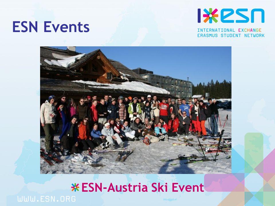 ESN Events ESN-Austria Ski Event