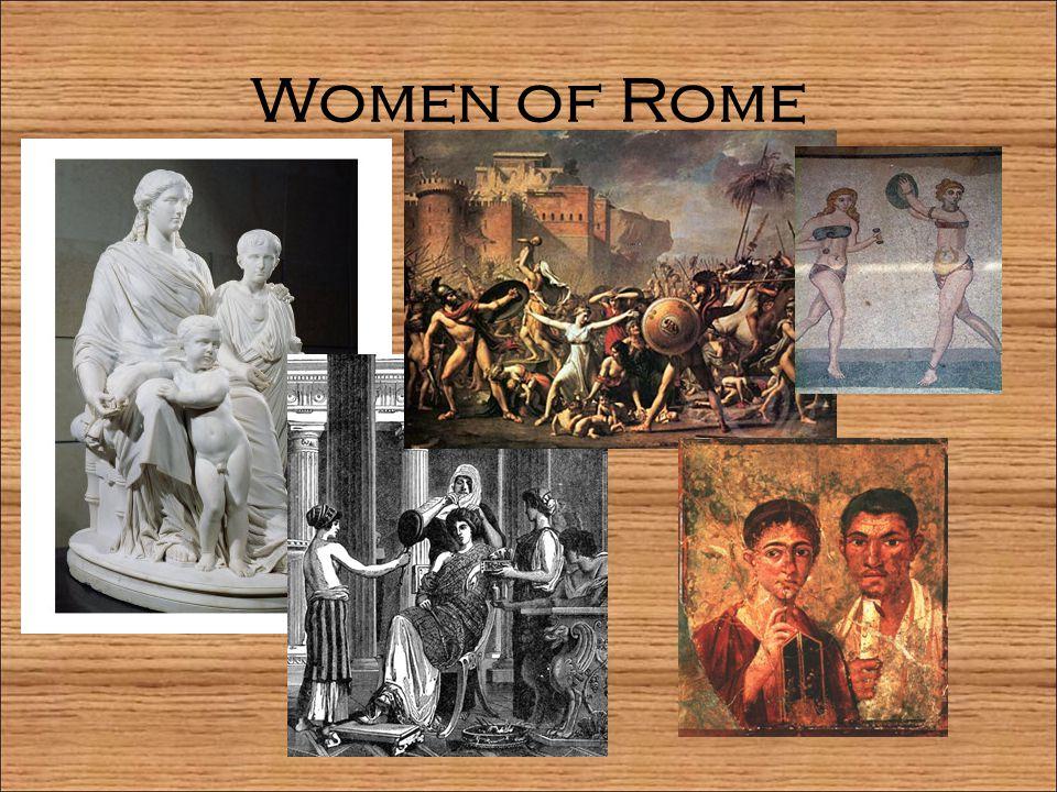 Women of Rome