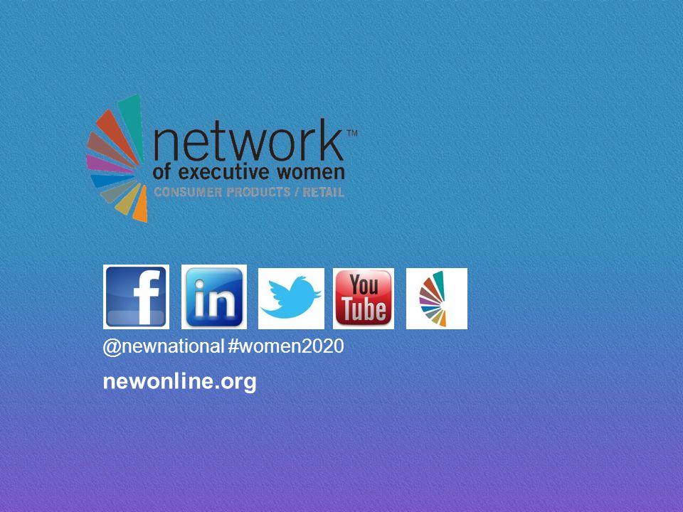 @newnational #women2020 newonline.org