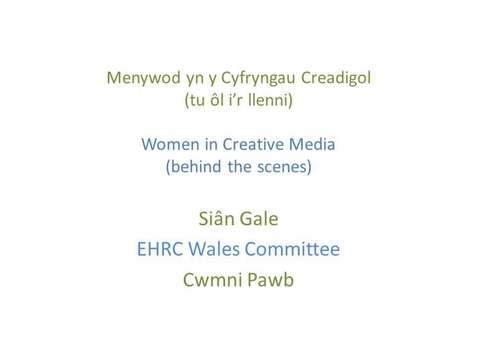Creative Media Sector Welsh Government : Priority Sector : Employment 20,300 – across the sector 4,500 – TV, Radio & Film 3,850 – interactive Media 3,300 - publishing 2,800 - advertising