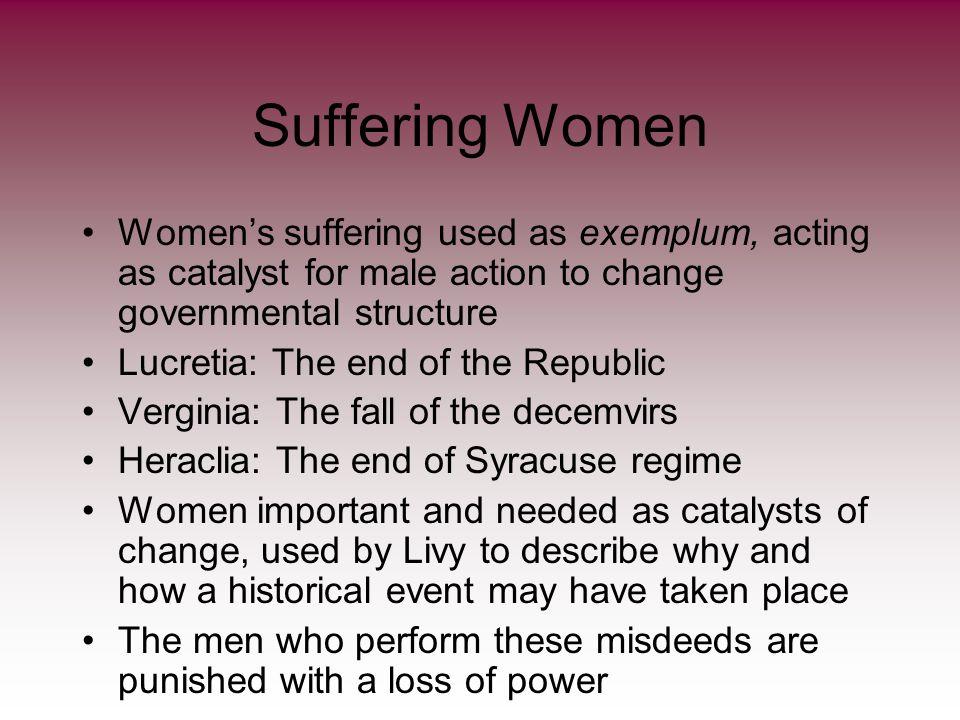 Women in Livy Catherine Littlefield 11/03/10