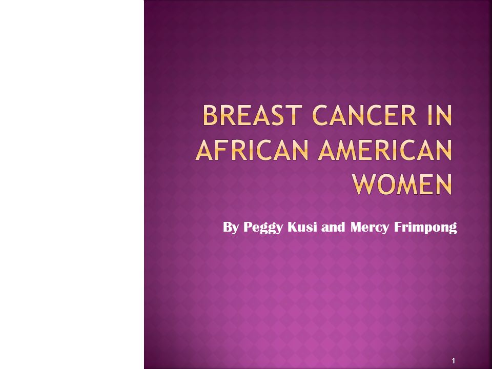 By Peggy Kusi and Mercy Frimpong 1