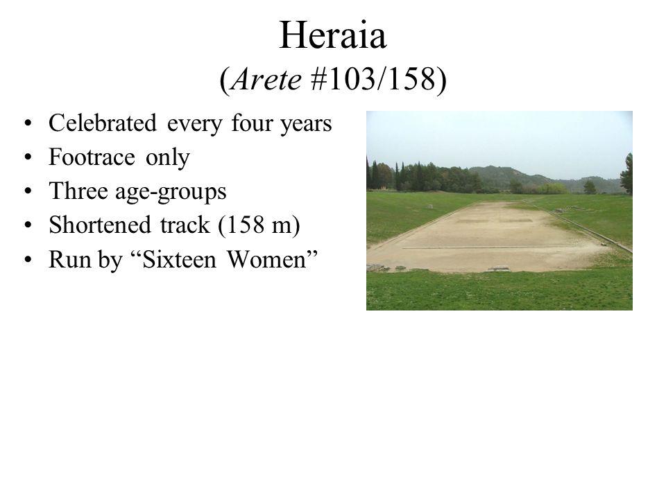 The Heraia ARETE #103/158