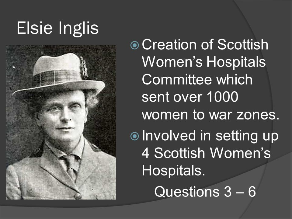 Women and 'Men's work'  By 1917 over 30,000 women employed in munitions in Scotland.