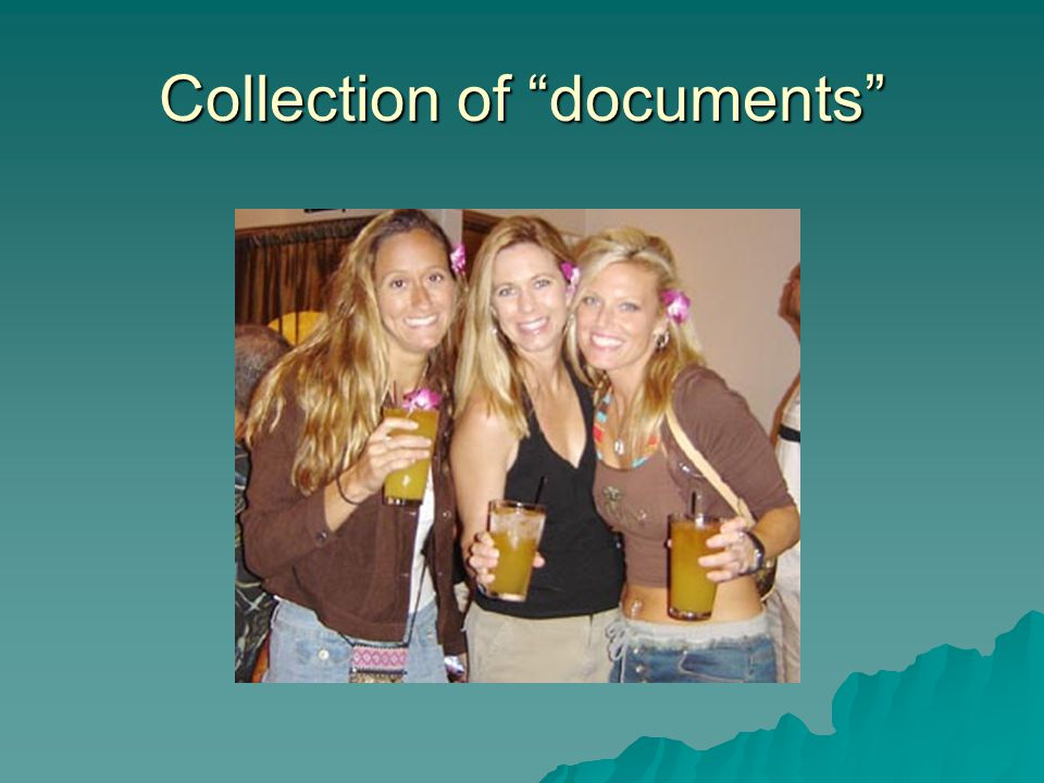 Collection of documents