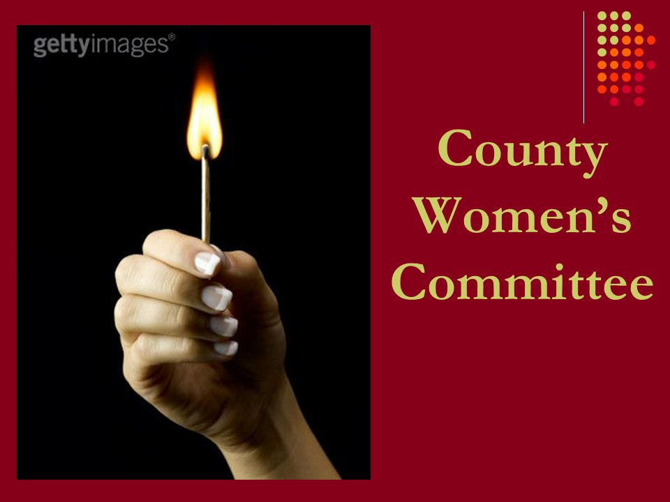 County Women's Committee