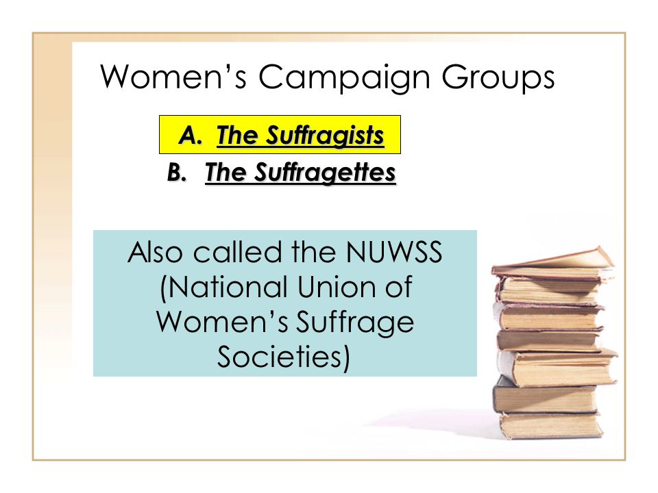 Suffragette response A.Escalated their campaign of violence B.Escalated their campaign of violence C.Escalated their campaign of violence D.Escalated their campaign of violence E.All of the above