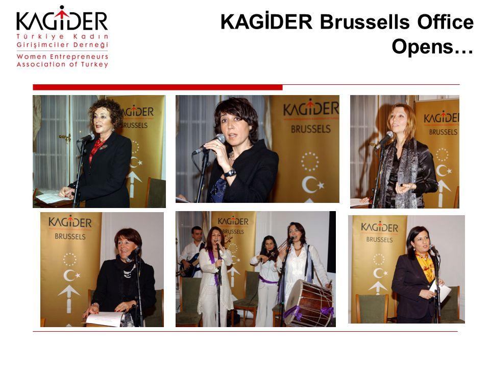 KAGİDER Brussells Office Opens…