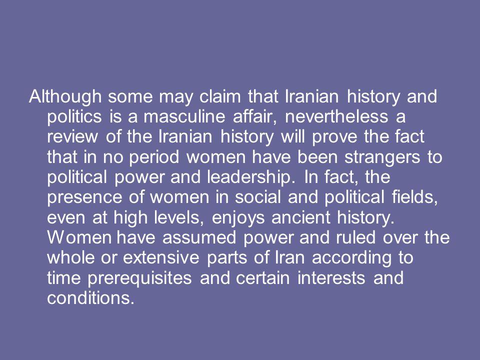 Women of Iran