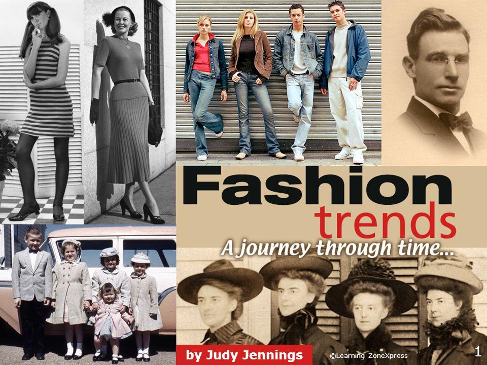 ©Learning ZoneXpress 22 Fashion Quiz 1.Name three things that influence fashion.