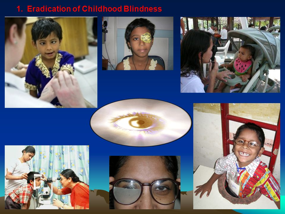 10 1.Eradication of Childhood Blindness