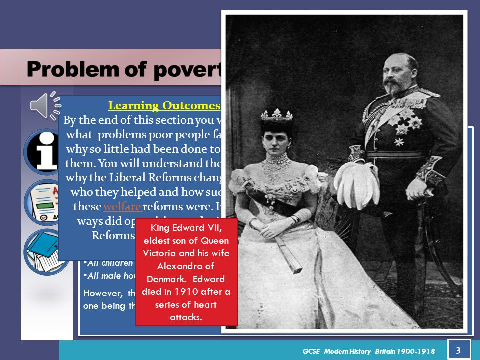 History Interactive Key Stage 4 History BRITAIN 1900-1918 INTERACTIVE These are sample slides.