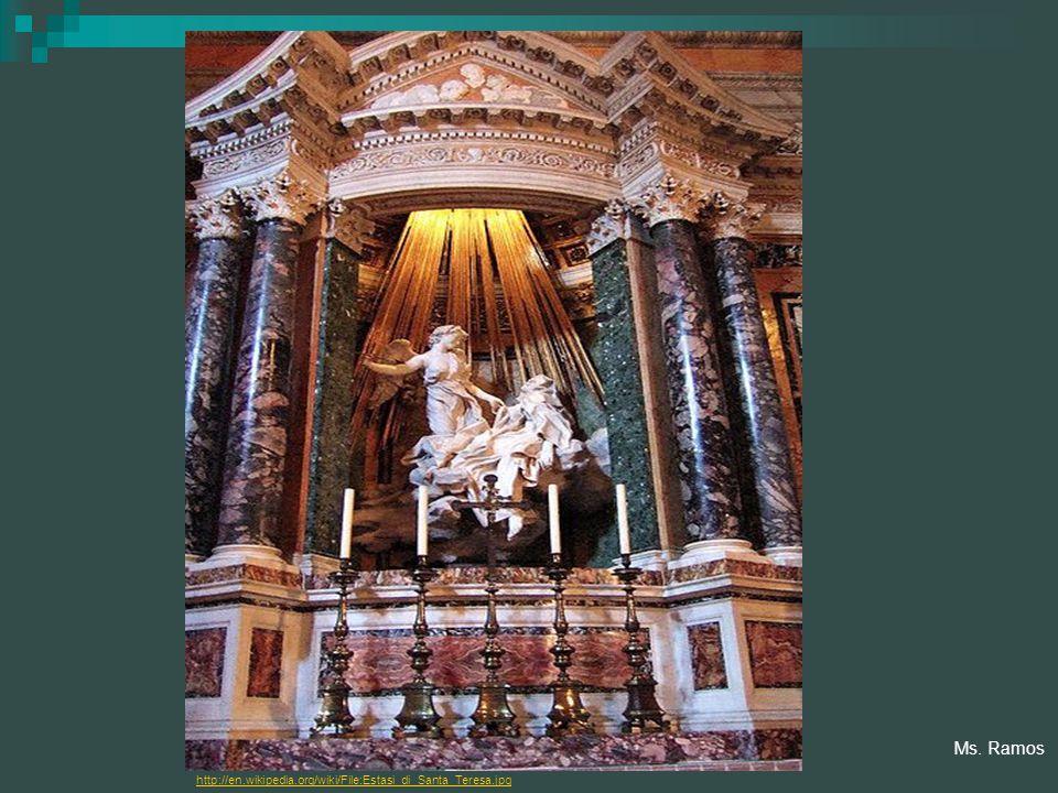 http://en.wikipedia.org/wiki/File:Estasi_di_Santa_Teresa.jpg Ms. Ramos