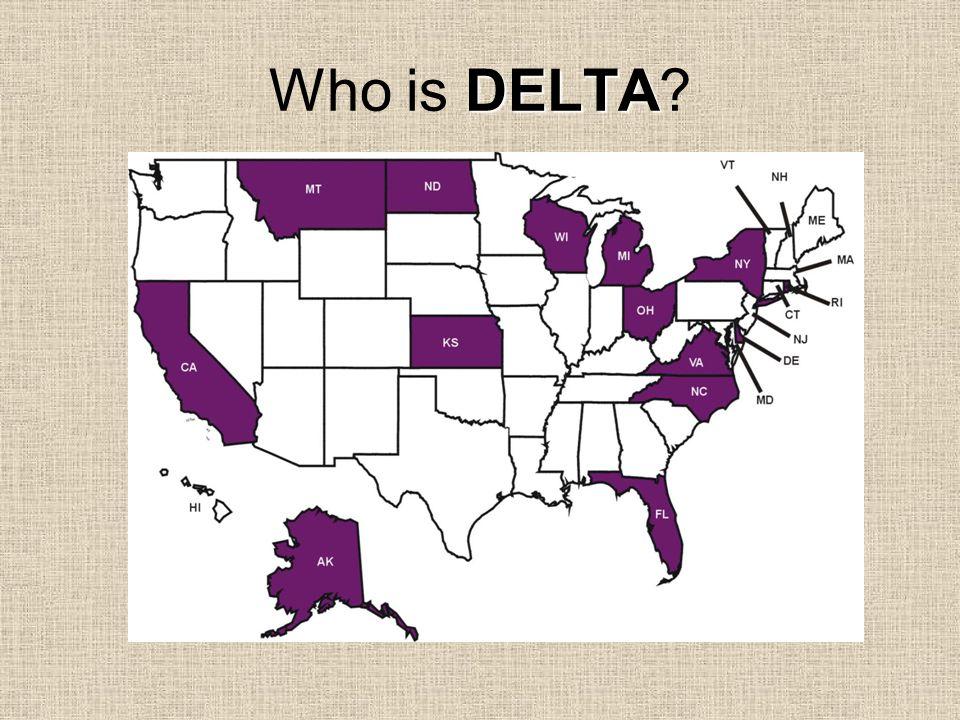 DELTA Who is DELTA?