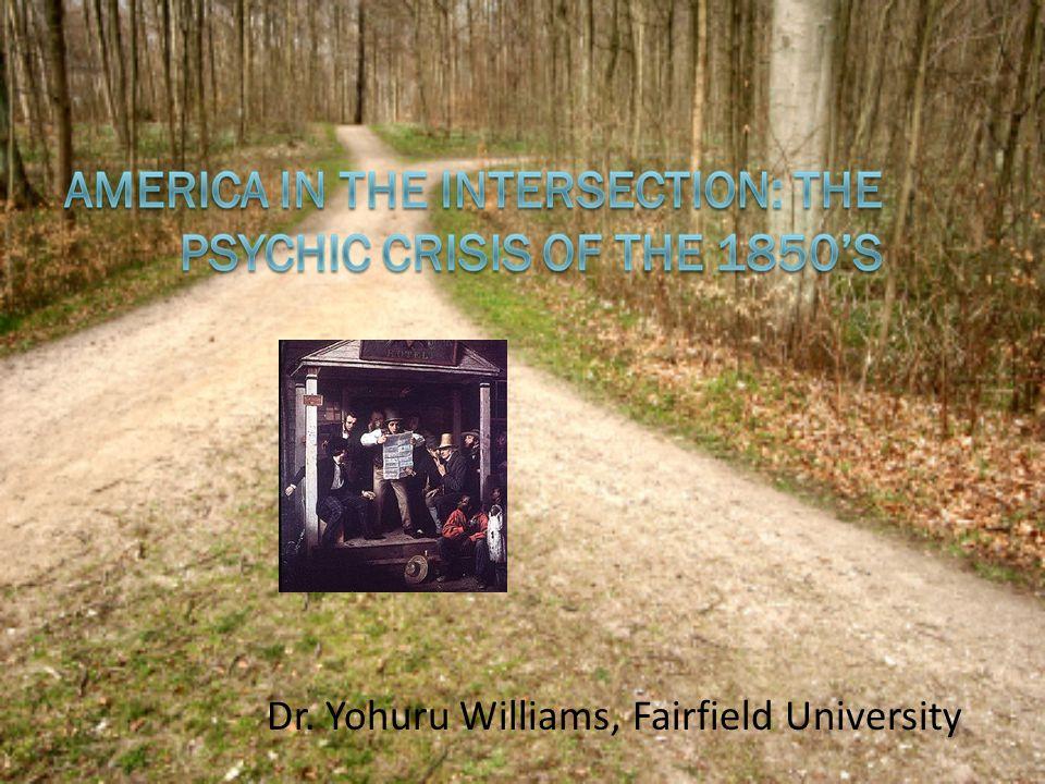 Dr. Yohuru Williams, Fairfield University