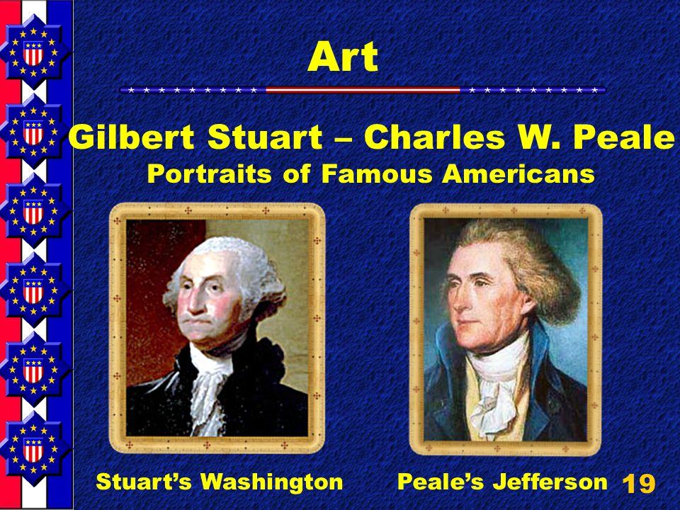 19 Art Gilbert Stuart – Charles W.