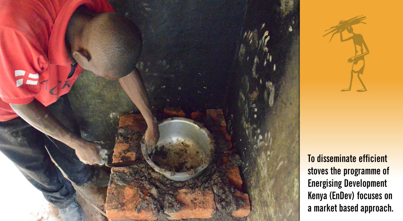 Modern stoves can help. They produce less smoke and use less firewood.